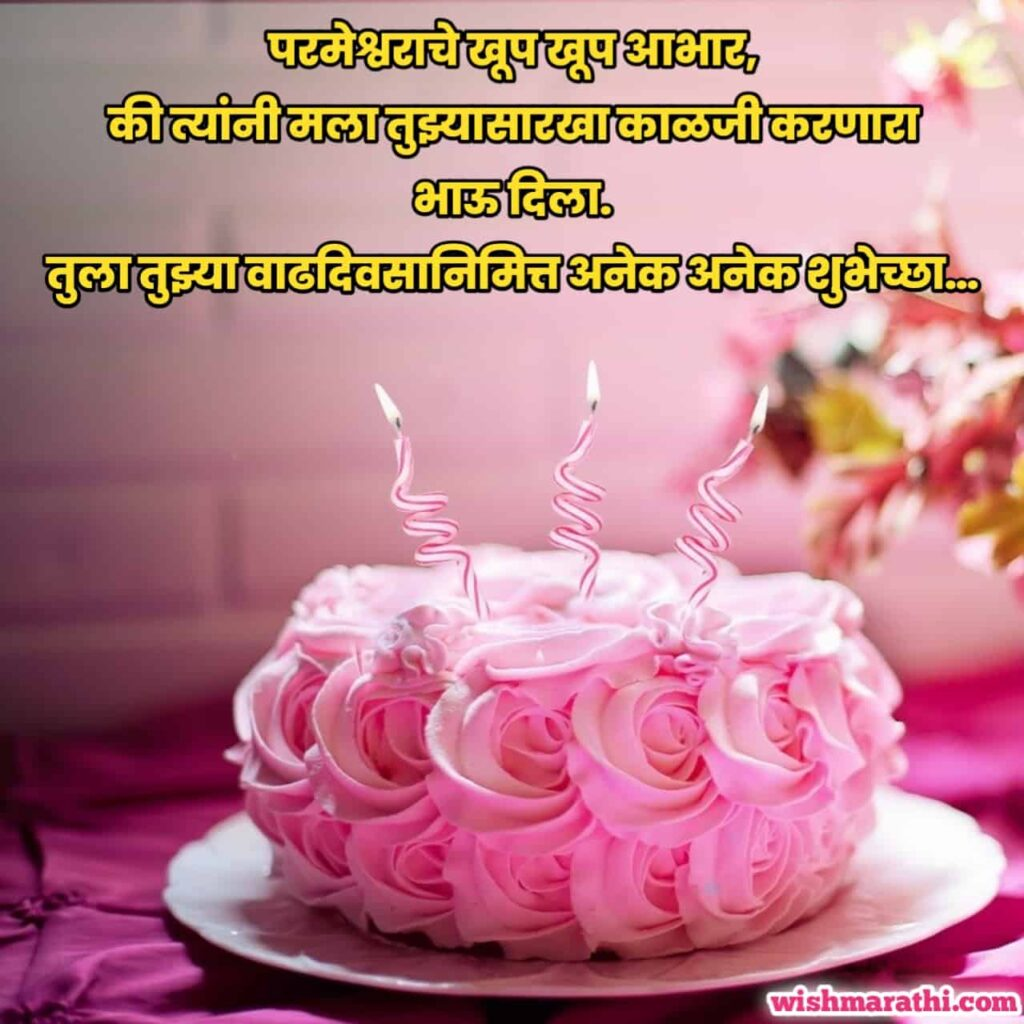 happy birthday brother in marathi funny birthday wishes in marathi for brother